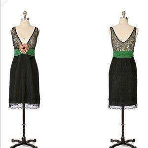 Moulinette Soeurs Anthro RARE Dance Hall Dress 2